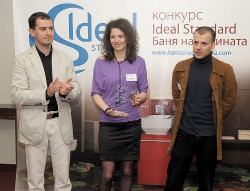 Победителите в Баня на годината 2010